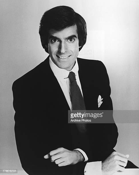 American magician David Copperfield circa 1985