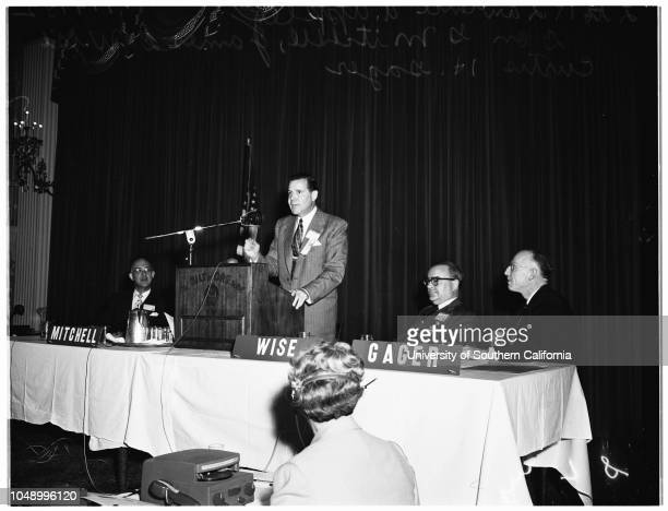 American Management Association, 14 January 1952. Lawrence A Appley ;Don G Mitchell ;James D Wise ;Curtis H. Gager ..