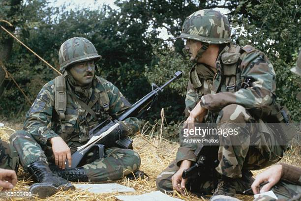 American Marines take a break during the US invasion of Grenada 1983 The invasion was codenamed Operation Urgent Fury