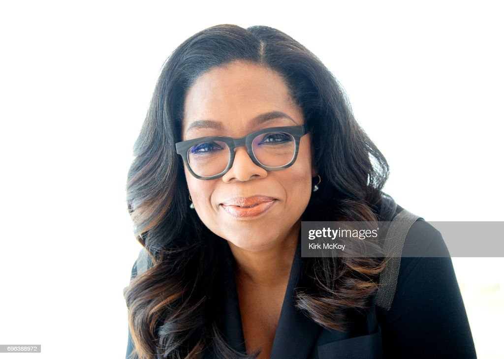 Oprah Winfrey, Los Angeles Times, June 15, 2017