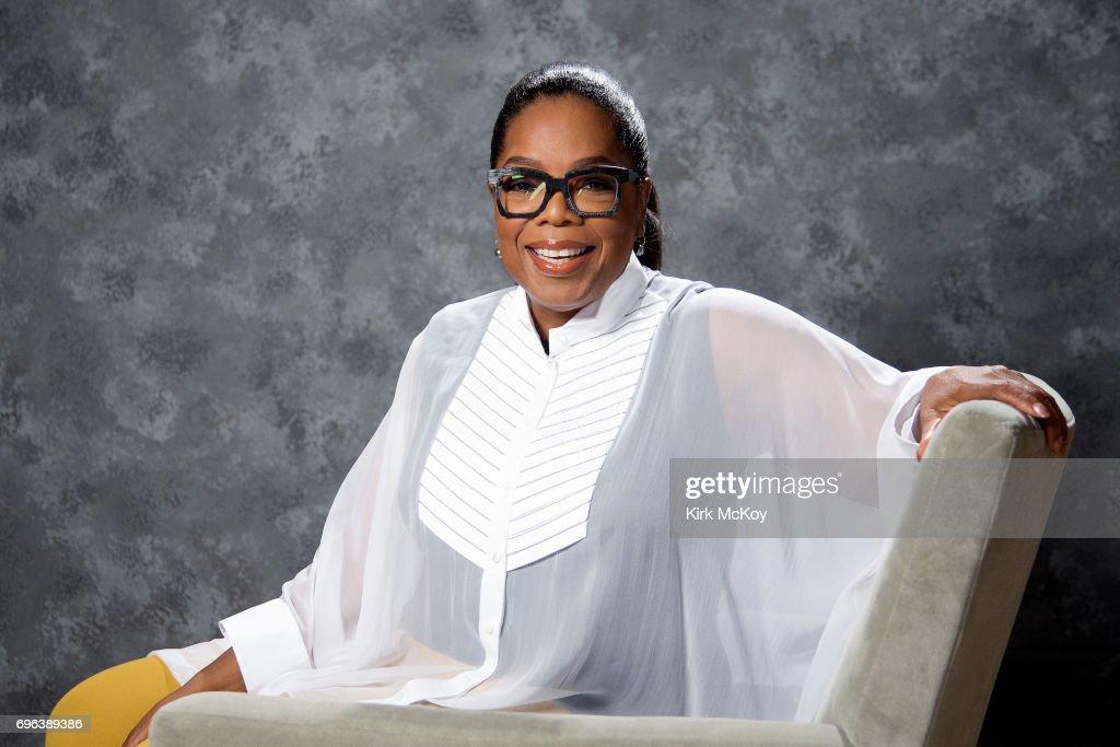 Oprah Winfrey, Los Angeles Times, June 15, 2017