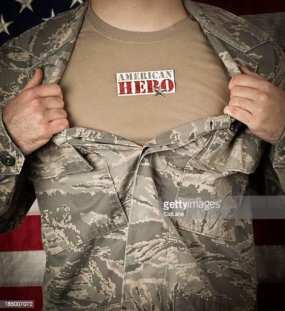 Héroe militar estadounidense