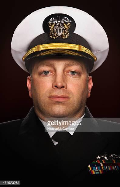 アメリカ軍責任者ヘッドショット - 将校 ストックフォトと画像