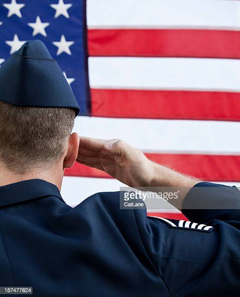American MIlitary Service Salute