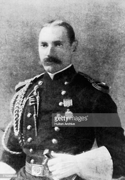 American millionaire businessman and lieutenant colonel in the SpanishAmerican War John Jacob Astor IV circa 1898 Astor died in the sinking of the...