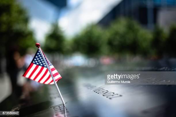 American Mini Flag 3 Landscape
