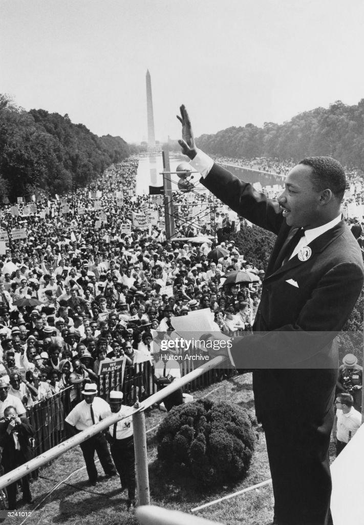 I Have A Dream : Photo d'actualité