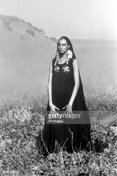 American model Donyale Luna has turned her talents to filmmaking The fashion model has made a dramatic impact as Oenothea the sorceress in Satyricon...
