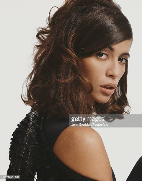American model singer and actress Lisa Barbuscia 1991
