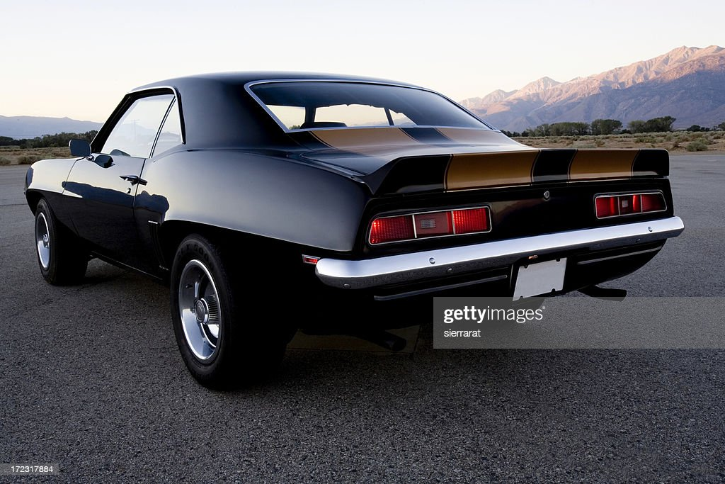 American Muscle Car Stock Photo | Getty Images