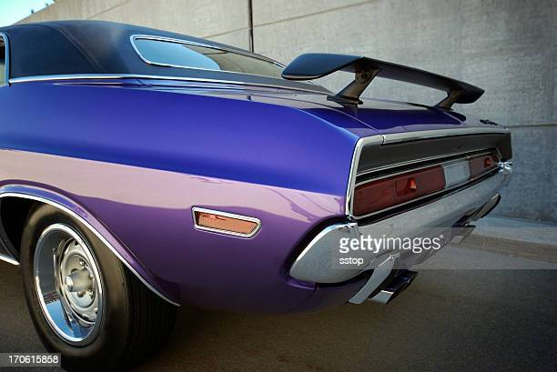 american muscle - 1970s muscle cars stock pictures, royalty-free photos & images