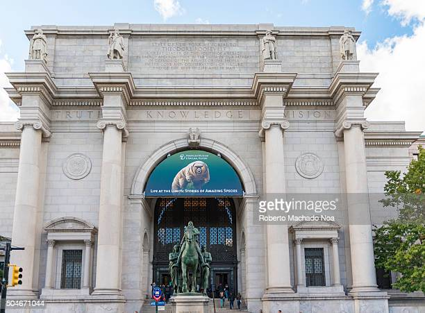 American Museum of Natural History details The AMNH is one of the largest museums in the world The museum is a complex that comprises 27...