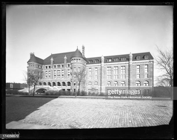 American Museum of Natural History north side of West 77th StreetNew York New York late 1890