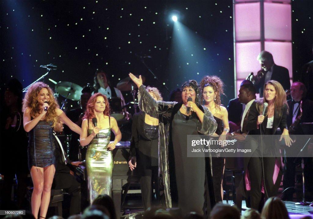 Divas At The Beacon Theater : News Photo