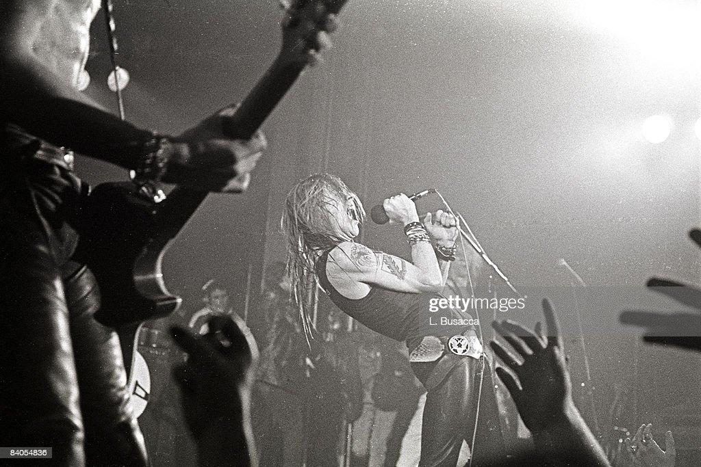 Guns 'n' Roses At The Ritz : News Photo