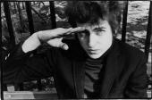 American musician bob dylan salutes as he sits on a bench in sheridan picture id83557127?s=170x170
