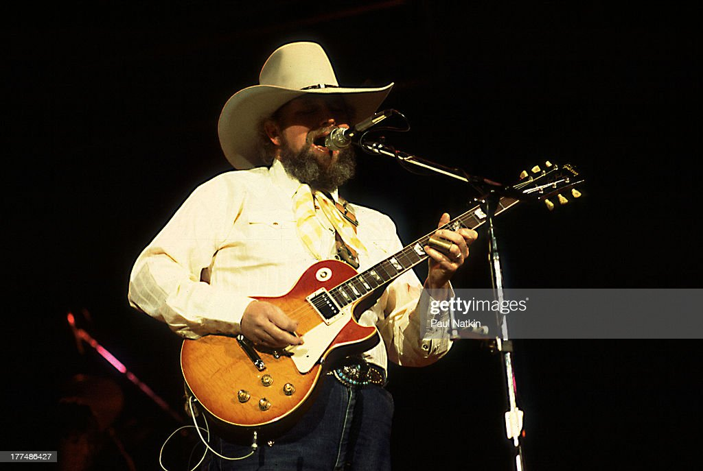 Charlie Daniels On Stage : News Photo