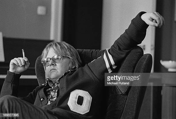 American musician composer actor and songwriter Paul Williams London 30th May 1973