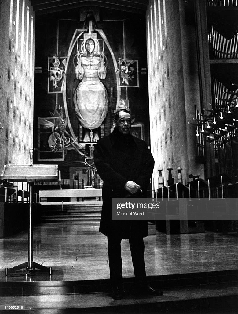 Duke Ellington At Coventry Cathedral : News Photo