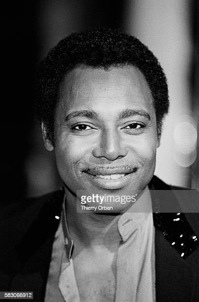 American musician George Benson in Paris for the filming of the French television show Le Grande Suite created by Maritie and Gilbert Carpentier The...