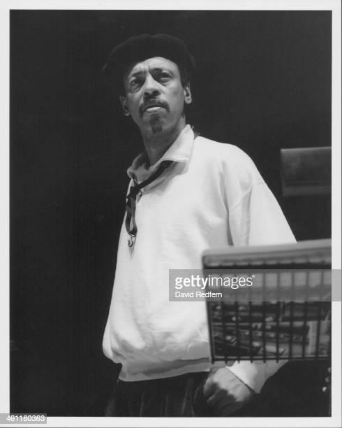 American musician Henry Threadgill circa 1970