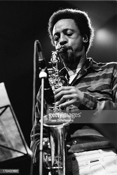 American musician Henry Threadgill performs at the BIM Huis in Amsterdam Netherlands on 24th March 1988