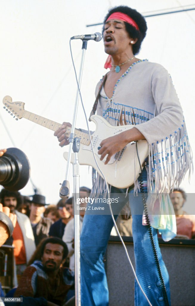 On This Day - August 15 - Woodstock Festival Opens