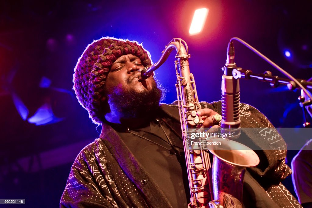 Kamasi Washington Performs In Berlin