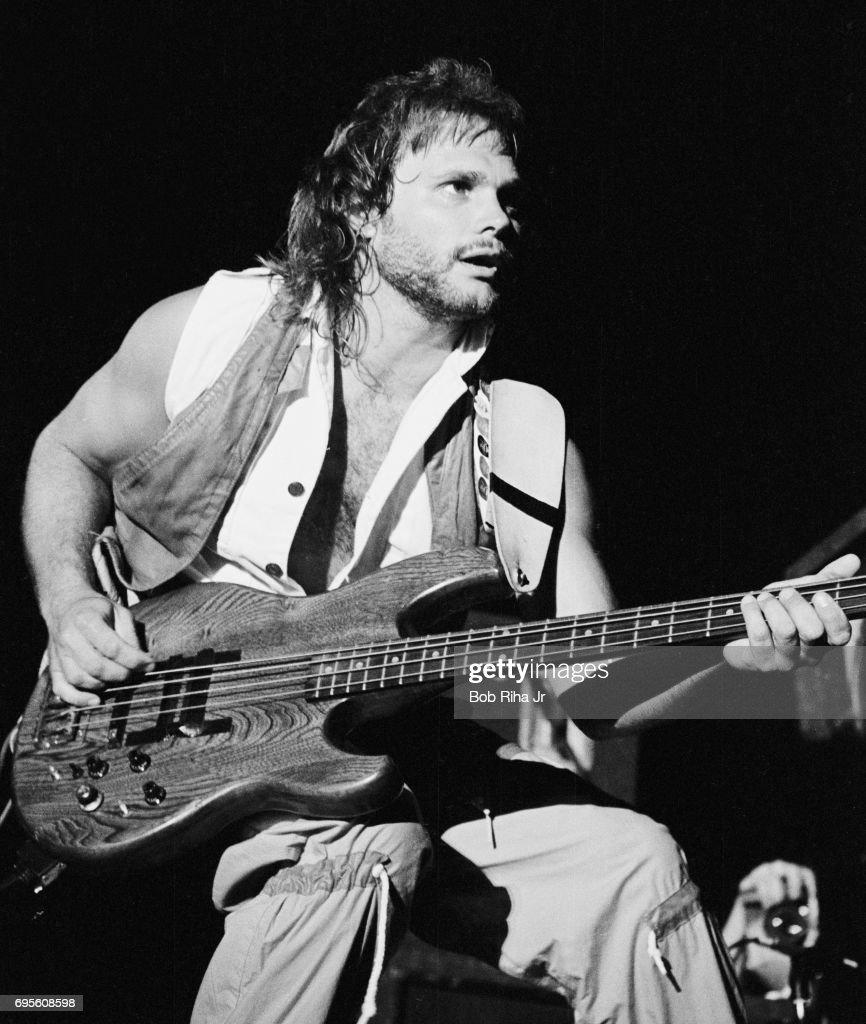 Van Halen At US Festival : News Photo