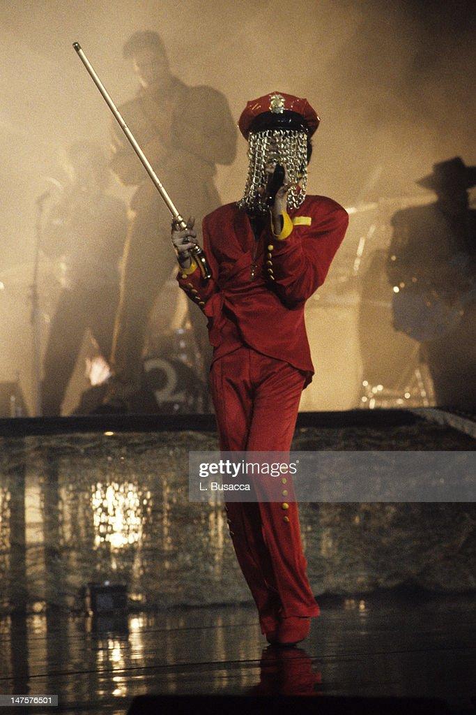 Prince In Concert : Nachrichtenfoto