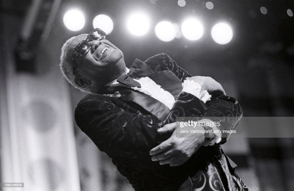 Ray Charles At The Apollo : ニュース写真