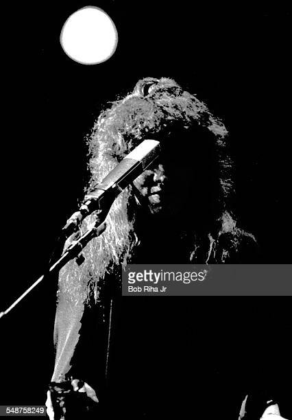 American musician Stevie Nicks of the group Fleetwood Mac performs onstage at the Los Angeles Forum Inglewood California December 6 1979