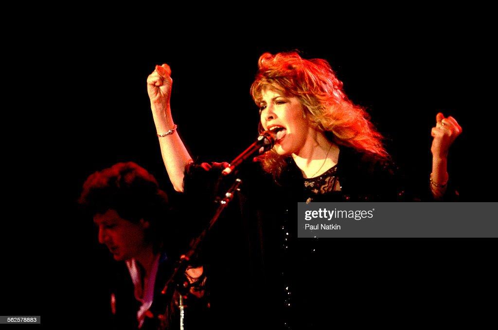 Stevie Nicks At The US Festival : News Photo