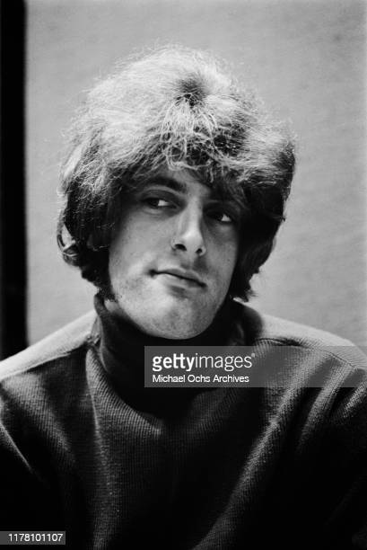 American musician Tommy James of the band Tommy James and the Shondells in a recording studio circa 1968