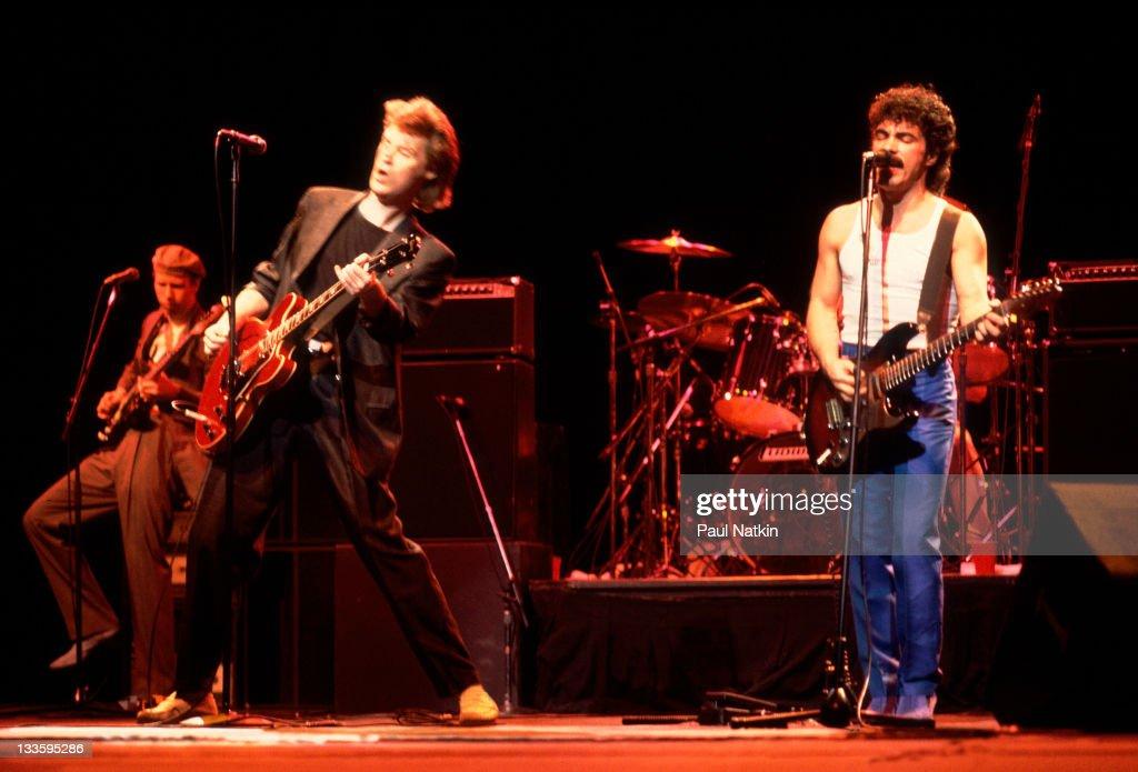 Hall & Oates On Stage : News Photo