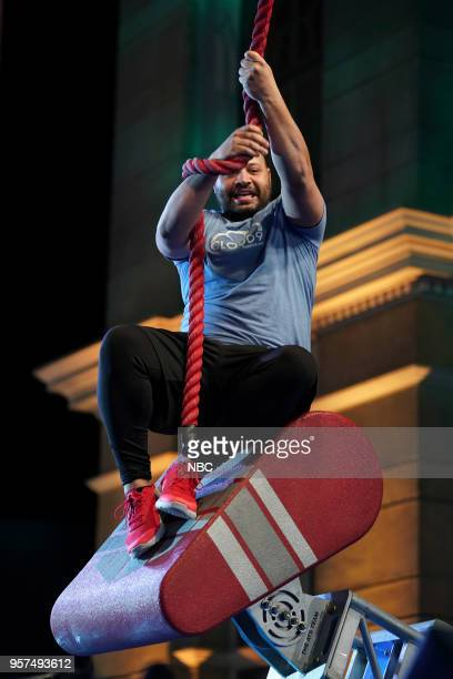 SPECIAL 'American Ninja Warrior' Pictured Colton Dunn