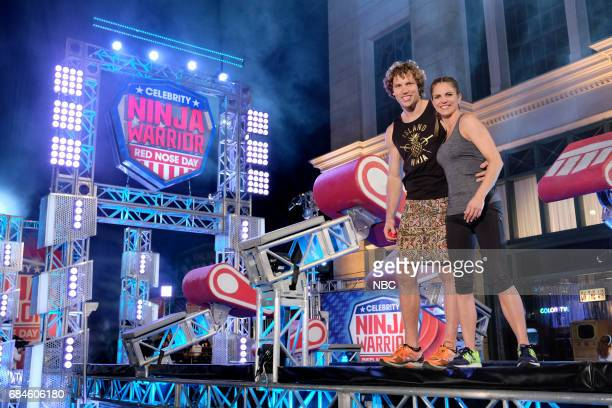 SPECIAL American Ninja Warrior Pictured Grant McCartney Natalie Morales