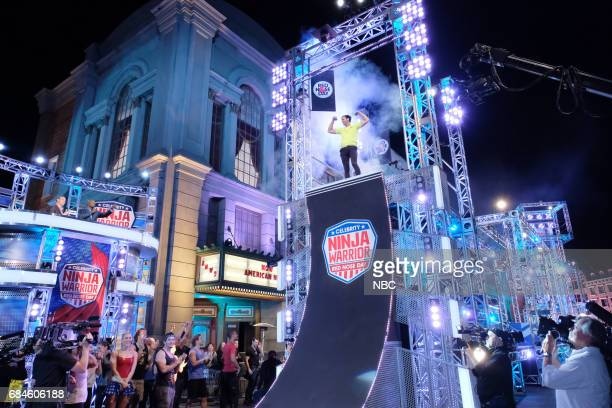 SPECIAL 'American Ninja Warrior' Pictured Jeff Dye