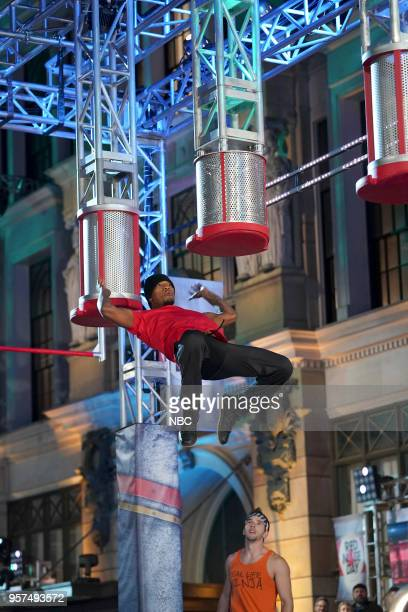 SPECIAL 'American Ninja Warrior' Pictured NeYo