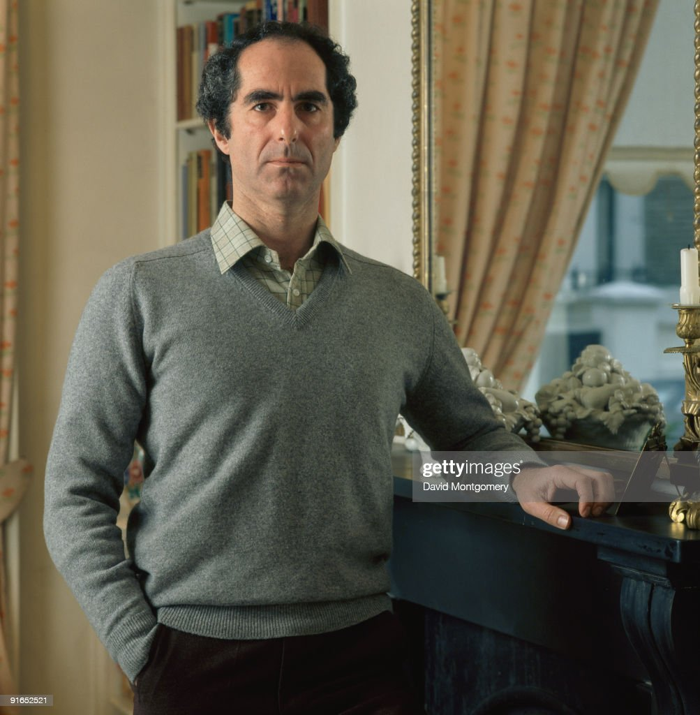 American novelist Philip Roth, 22nd March 1981.