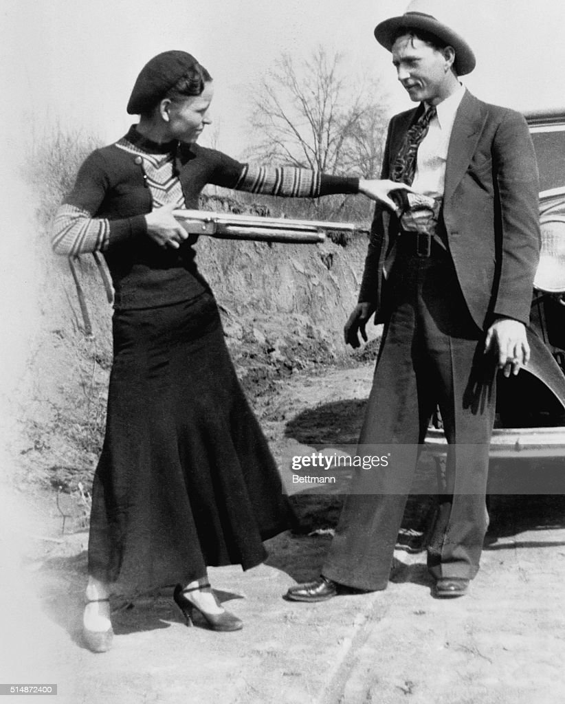 UNS: 23rd May 1934 - 85 Years Since The Death Of Bonnie And Clyde