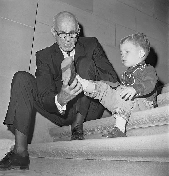 UNS: 14th July 1946 - The Common Sense Book of Baby and Child Care by Dr. Spock Is Published
