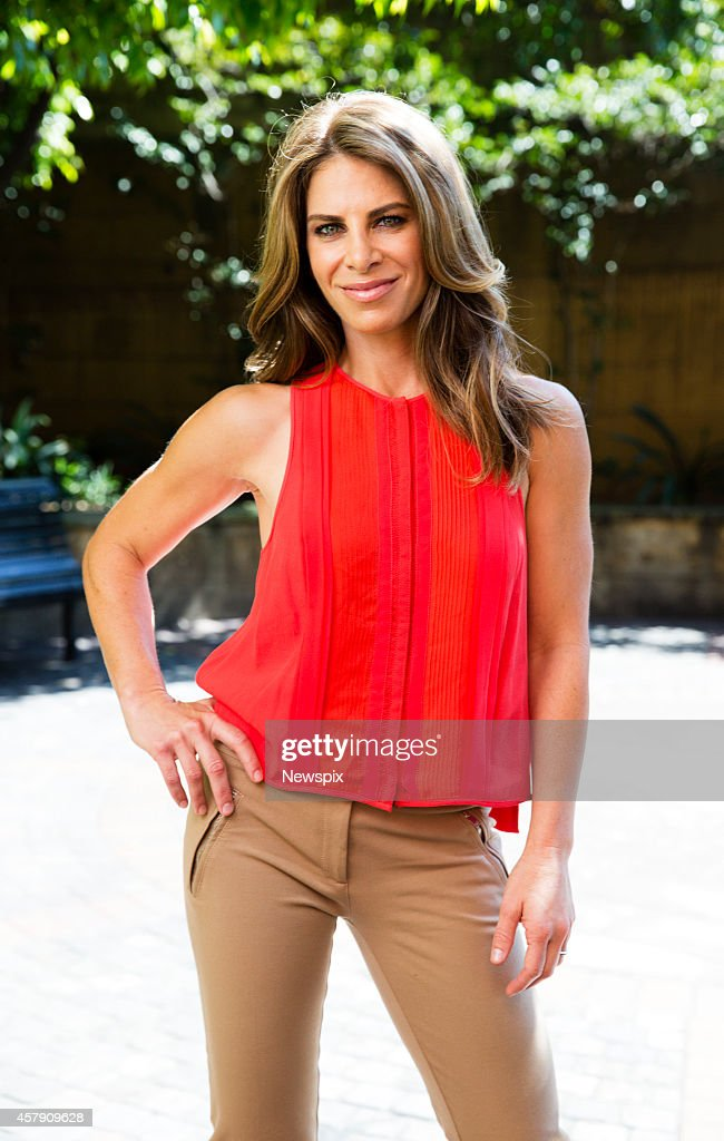 Jillian Michaels Sydney Photo Shoot