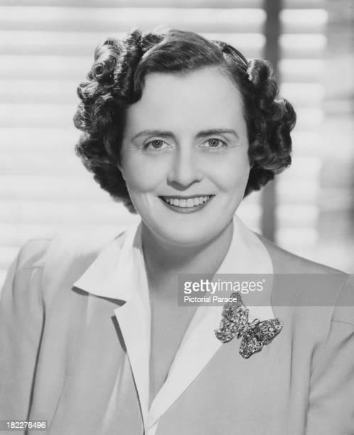 American philanthropist and health advocate Mary Lasker circa 1950