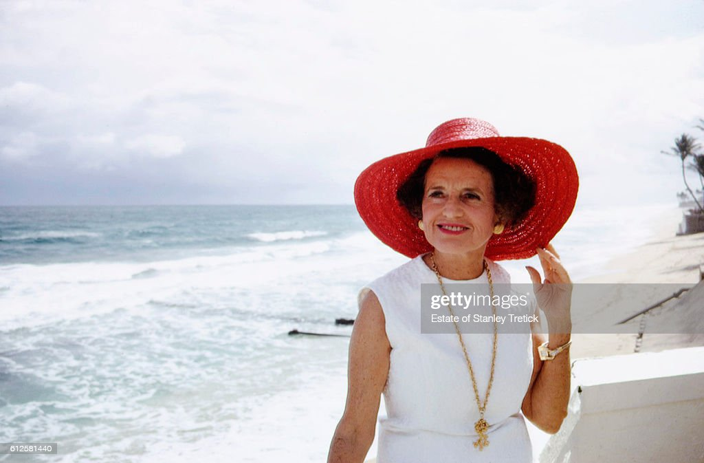 Rose Kennedy in West Palm Beach : News Photo