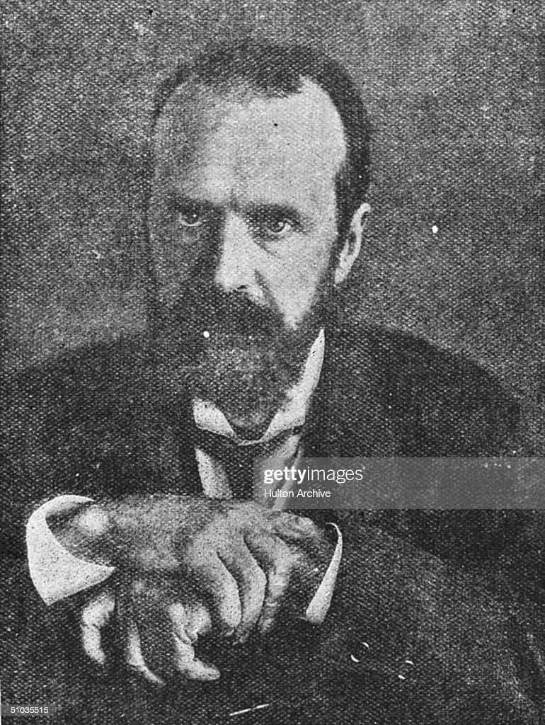 American philosopher and psychologist William James (1842 - 1910) mid 1880's.