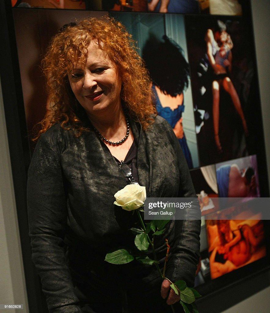 Nan Goldin Poste Restante Exhibition : News Photo