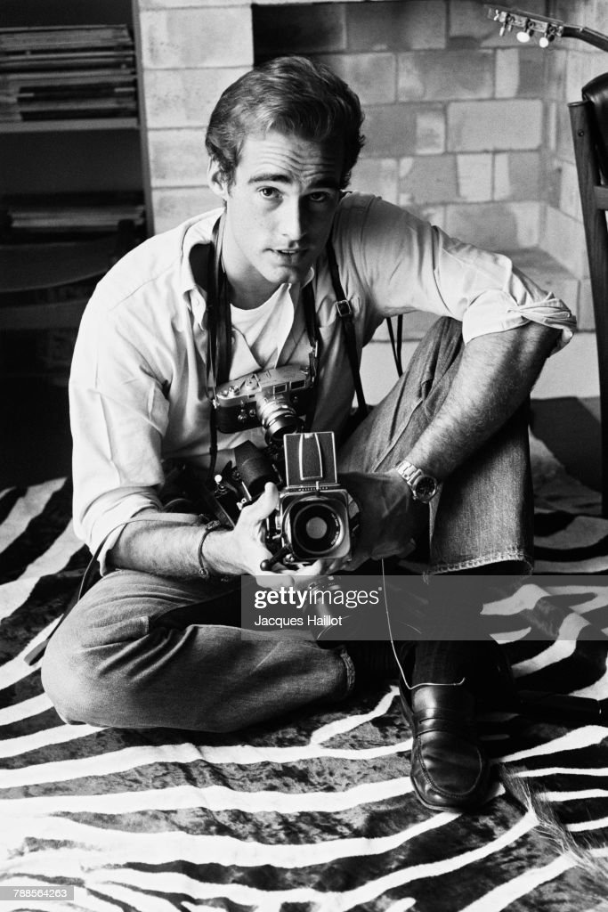 American photojournalist and actor Sean Flynn.