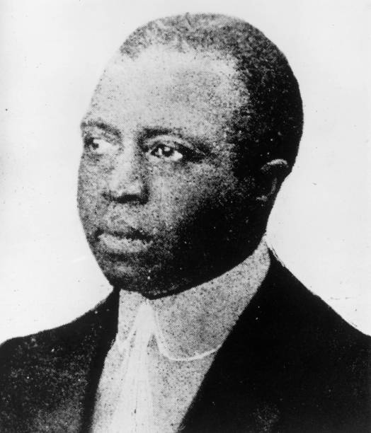American pianist and composer Scott Joplin (. Exponent...