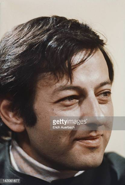 American pianist conductor and composer Andre Previn circa 1968